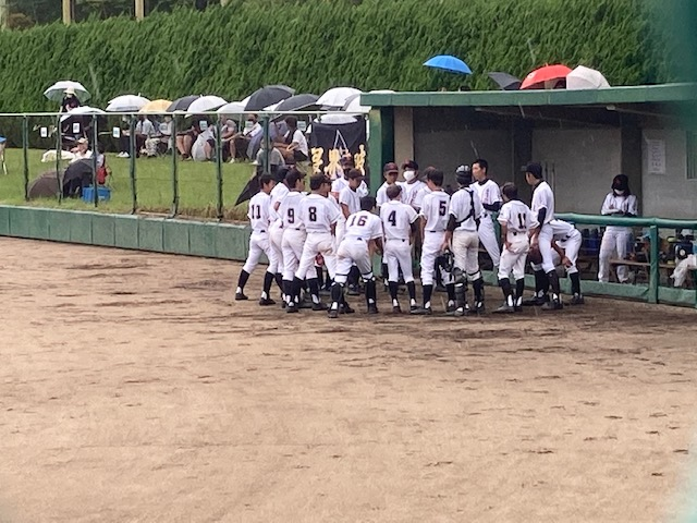 片江中野球部🥎市内大会